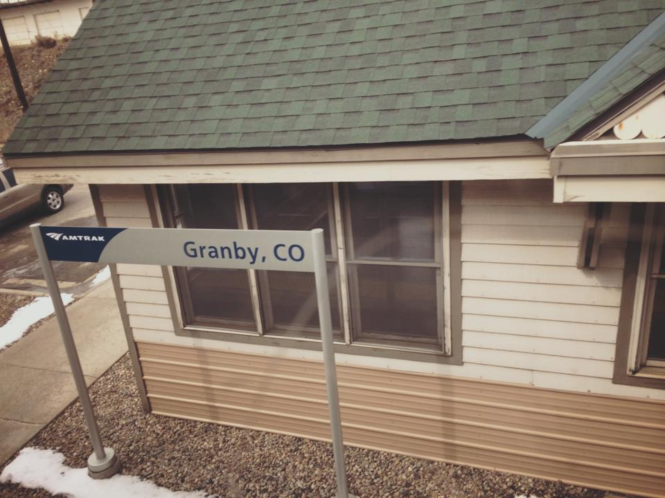 granby colorado amtrak across usa train