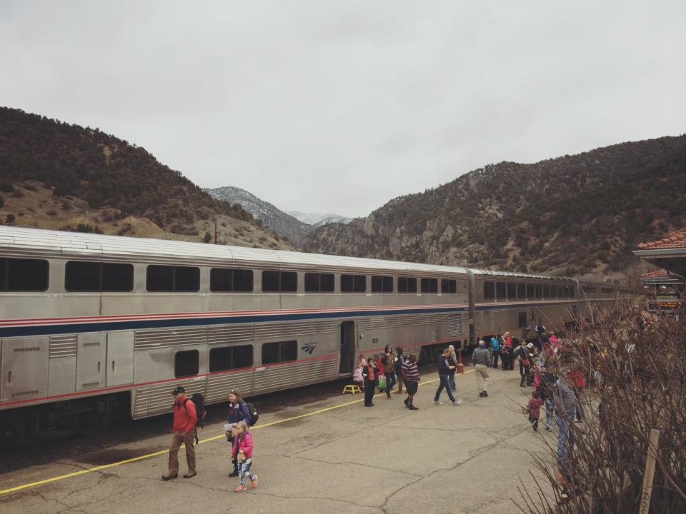 glenwood springs colorado amtrak california zephyr