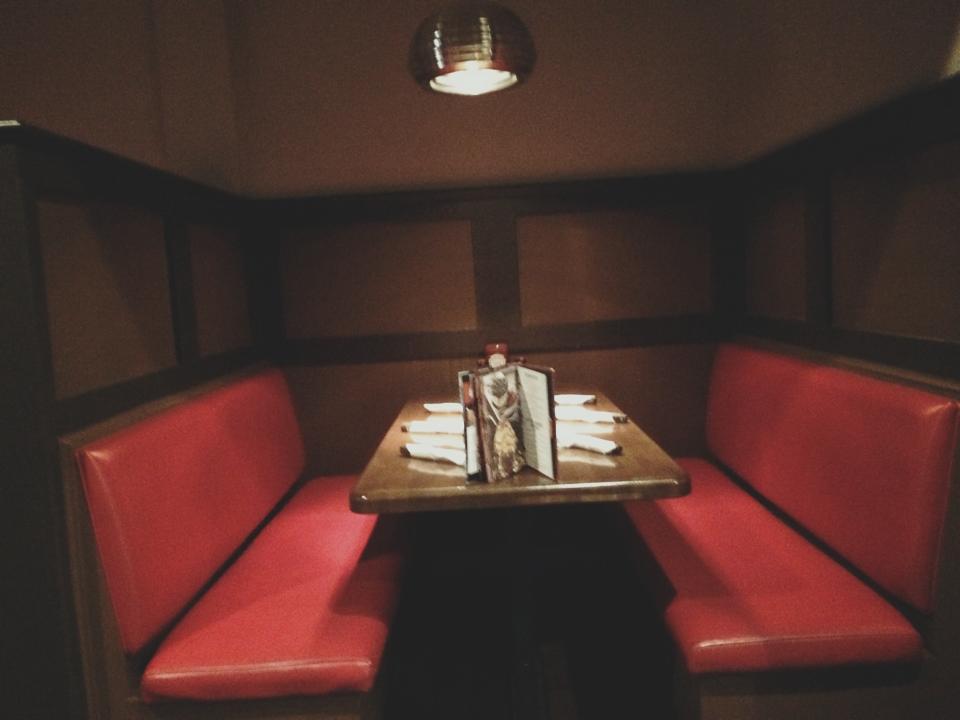 classic booth tgi fridays