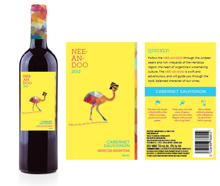 Pampas Beverages Nee-An-Doo Wine