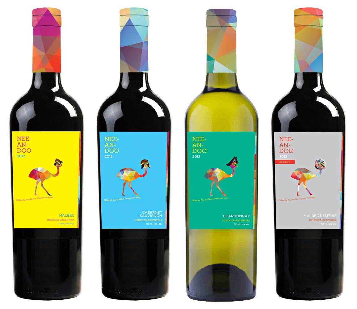 Nee An Doo Wine Pampas Beverages