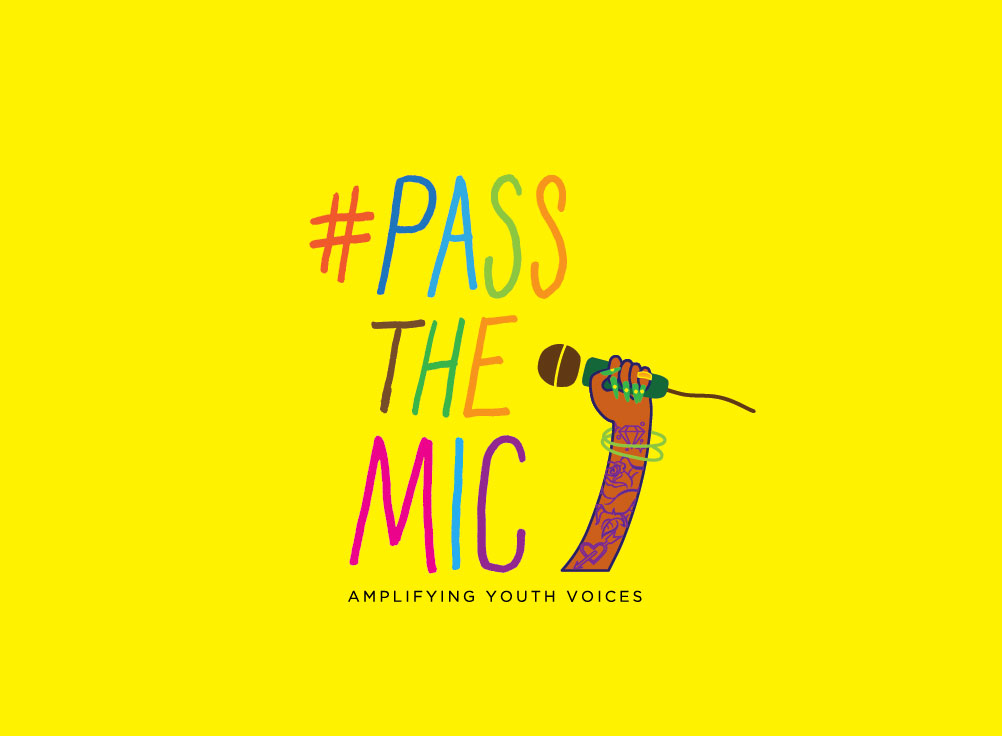 Pass the Mic Youth Logo